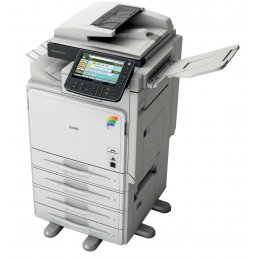 Ricoh Aficio MP C400 Multifunction Color Copier
