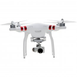DJI Phantom 3 Standard Quadcopter with 2.7K Camera + 64GB Memory + Lowepro Backpack Combo Pack
