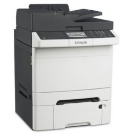 Lexmark CX410DTE Multifunction Color Printer