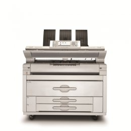 Ricoh MP W7100SP Wide Format Printer