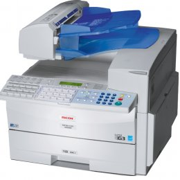 Ricoh 4430NF Fax Machine INCLUDES DOCUMENT FEEDER & NETWORKING