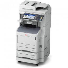 Okidata MB770f+ Multifunction Printer