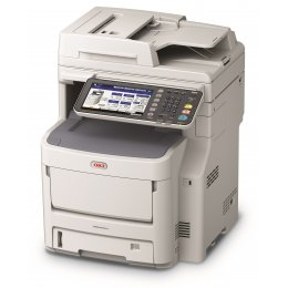 Okidata MPS4242mc+  Color Multifunction Printer