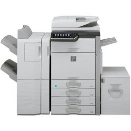 Sharp MX-5110N Color MultiFunction Copier LIKE NEW