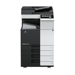 Konica Minolta Bizhub C308 Color Copier Printer Scanner