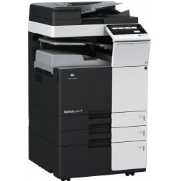 Konica Minolta Bizhub C258 Copier Printer Scanner