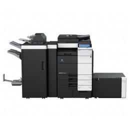 Konica Minolta Bizhub C754E Color Copier Printer Scanner
