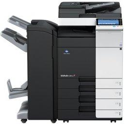 Konica Minolta Bizhub C364E Color Copier Printer Scanner