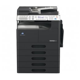 Konica Minolta Bizhub 215 Copier Printer Scanner