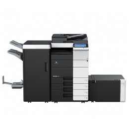 Konica Minolta Bizhub 554e Copier Printer Scanner