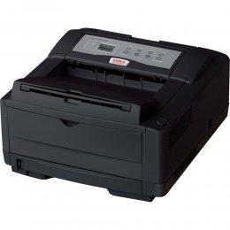 Okidata B4600n Monochrome LED Printer (Black)
