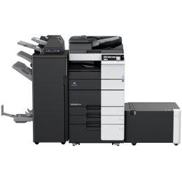 Konica Minolta Bizhub 658e Copier Printer Scanner