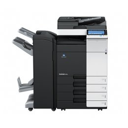 Konica Minolta Bizhub 284e Copier Printer Scanner