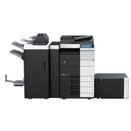 Konica Minolta Bizhub C554 Color Copier Printer Scanner