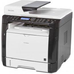 Ricoh SP 377SFNwX B&W Multifunction Printer