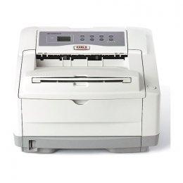 Okidata B4600 Laser Printer (Beige)