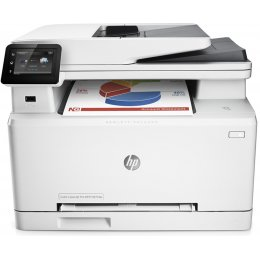 HP M277DW LaserJet Printer LIKE NEW