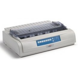 Okidata MicroLine 421N - 9 PIN MATRIX PRINTER/NET