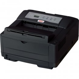 Okidata B4600nPS Monochrome LED Printer (Black)