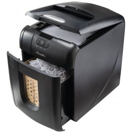 Swingline 100X Stack and Shred Hands Free Shredder