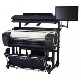 "Canon imagePROGRAF iPF785 MFP M40 36"" Printer"