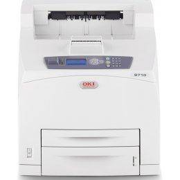 Okidata B710N Laser Printer