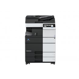 Konica Minolta Bizhub 458 Copier Printer Scanner