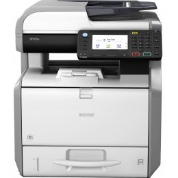 Ricoh Aficio SP 4510SF Black and White MultiFunction Printer