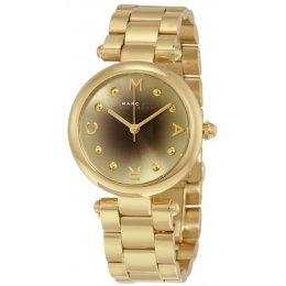 Marc by Marc Jacobs MJ3448 Dotty Gold Tone Bracelet Women's Watch