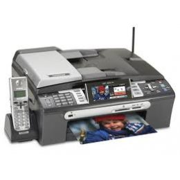 Brother MFC-885CW Photo Color All-In-One With Wireless Networking & Cordless Phone Reconditioned