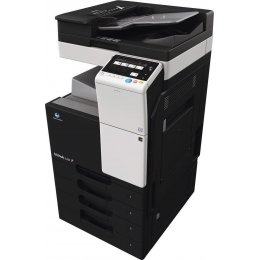 Konica Minolta Bizhub C227 Copier Printer Scanner