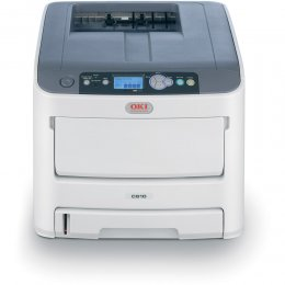 Okidata C610CDN Color Laser Printer