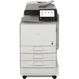 Ricoh Aficio MP C401SR Color MultiFunction Printer