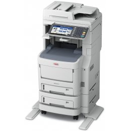 Okidata MPS4242mcf+  Color Multifunction Printer