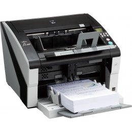 Fujitsu FI-6400 Color Duplex Document Scanner