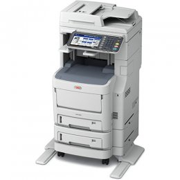Okidata MC780f+ Color Multifunction Printer