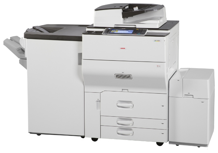 Ricoh Aficio MP 6002SP Printer PCL 6 Vista