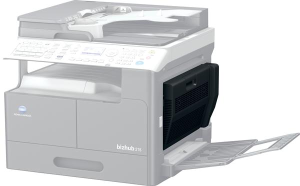 Konica minolta ad 509 automatic duplex unit copyfaxes for Duplex units