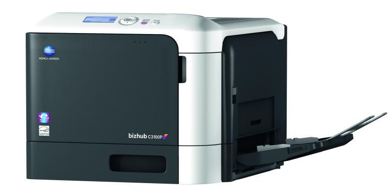 Konica Minolta Bizhub C3100P Color Laser Printer