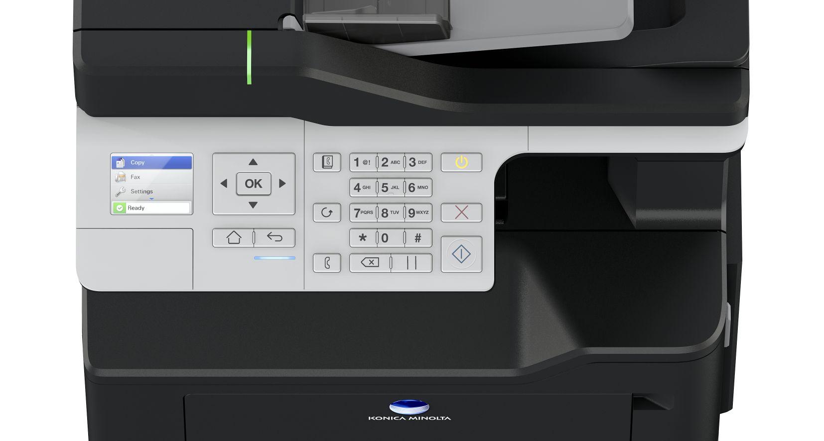 Konica Minolta Bizhub 500 MFP Scanner TWAIN 64 BIT