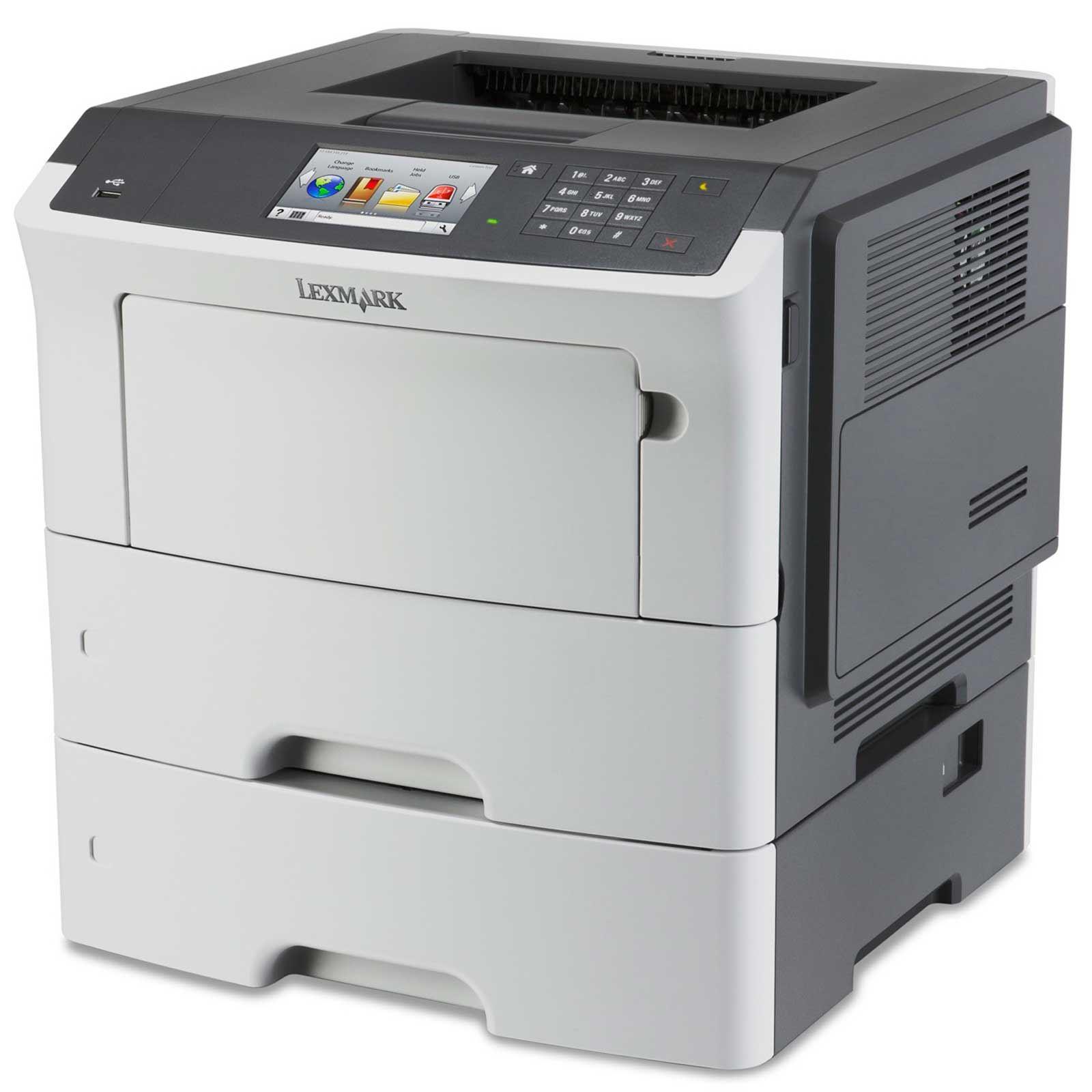 Lexmark MX511 Printer Universal PCL5e Update