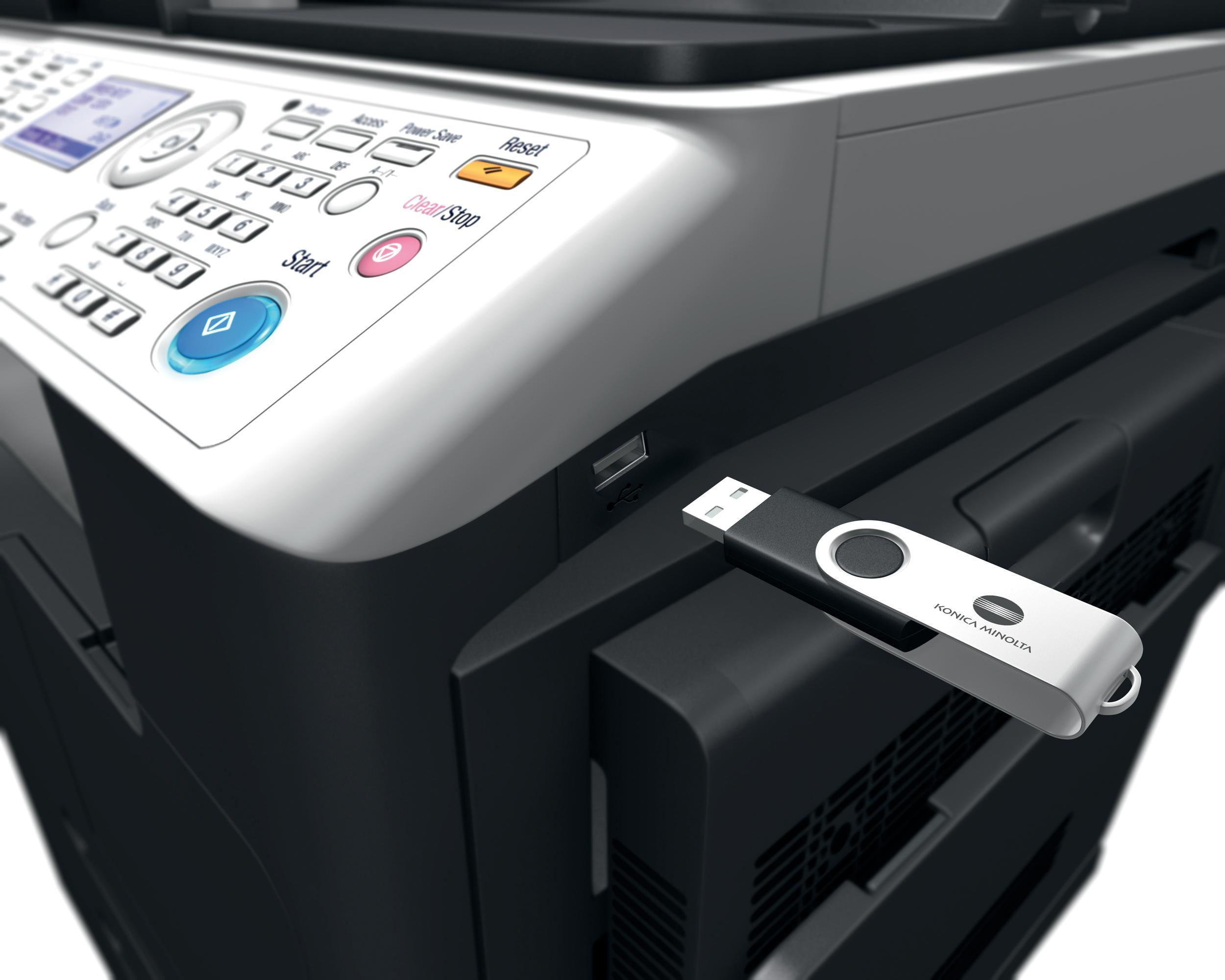 Download Driver: Konica Minolta Bizhub 215 Printer PCL/Twain/Wia