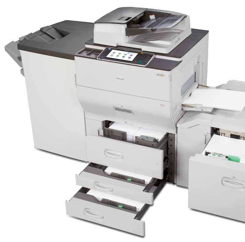 Ricoh Aficio MP C6502 MFP LAN Fax Drivers