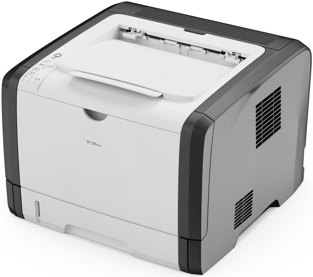 Ricoh Aficio SP 325SFNW B&W MultiFunction Printer