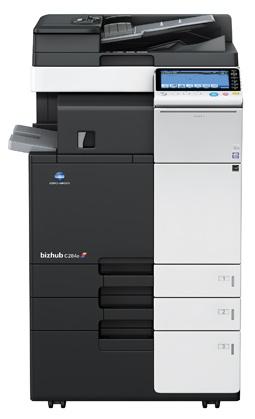 Konica Minolta Bizhub C284e Printer Twain Vista