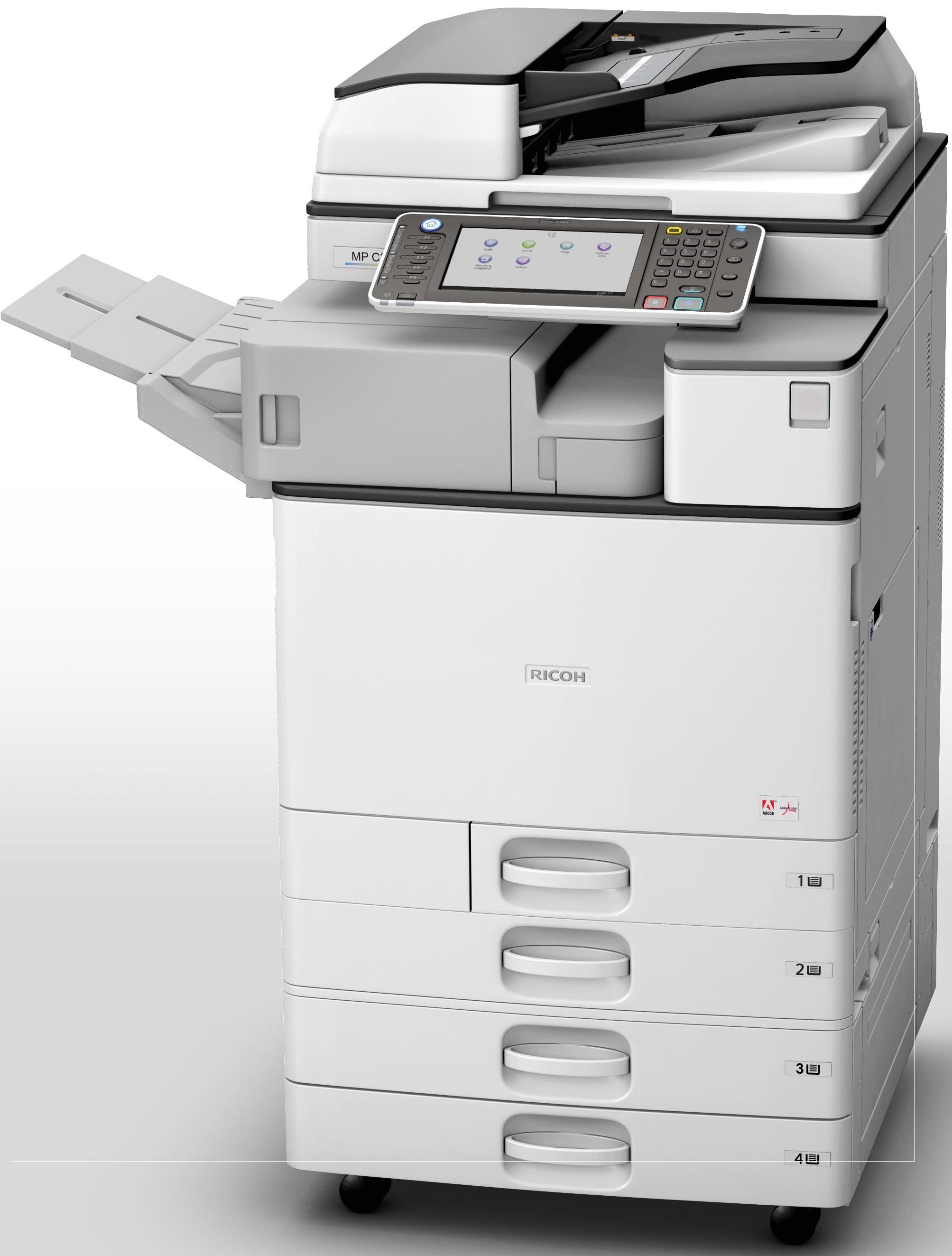 Ricoh Aficio MP C2003 Multifunction Color Copier