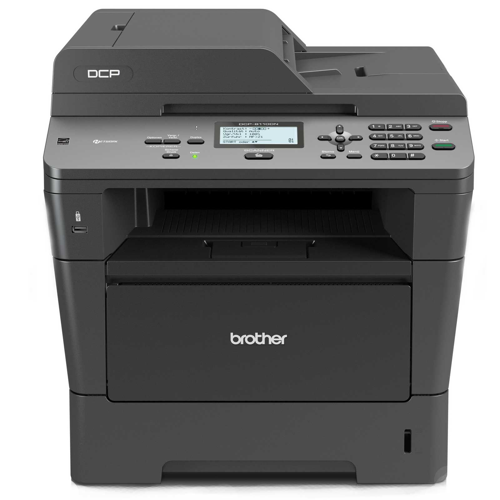 Download Drivers: Brother DCP-8150DN XML Paper Specification Printer