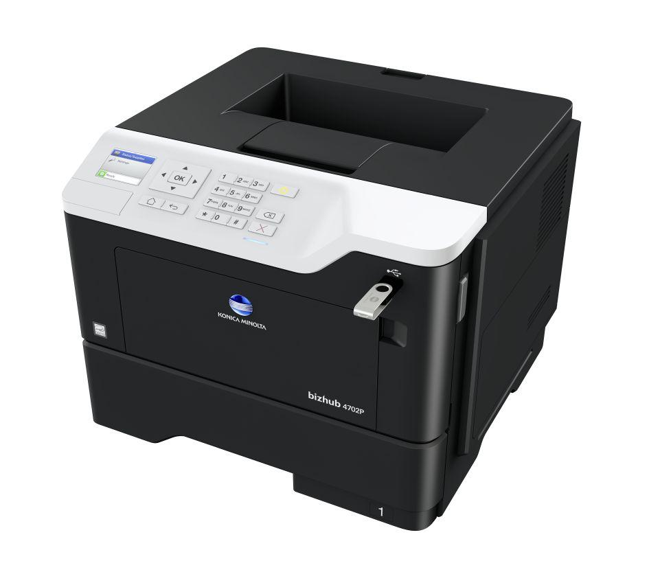 Konica Minolta Bizhub 4700P Printer Postscript Drivers Download (2019)