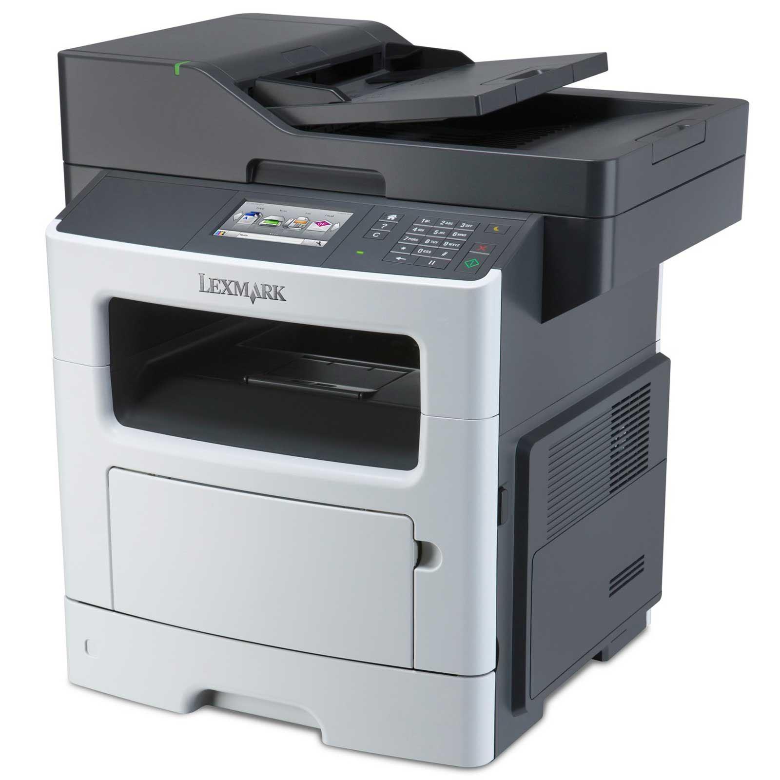 Lexmark Mx510de Multifunction Printer Copyfaxes
