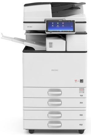 Ricoh Aficio MP 1600 Multifunction B & W PCL Update